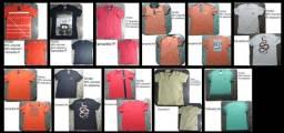 11 camisas masculinas novas tamanhos variados