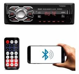 Auto rádio bluetooth/USB Novo