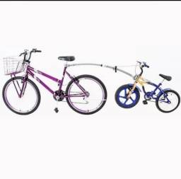 Reboque para bicicleta Infantil