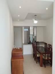 Apartamento - Ipanema - quarto e sala com garagem