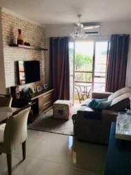 Apartamento 3 quartos (1 suíte) - próximo ao Parque do Povo