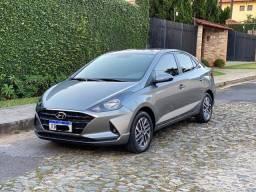 Hyundai Hb20s 1.0 Turbo automático 6.000km na garantia até 2025