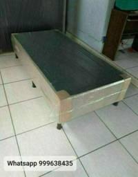base de cama box em promoção produto novo embalado