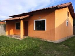 Guapimirim Casa 1º Locação Linear 2Qts em Parada Modelo com Habite-se