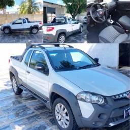 Fiat Strada Adventure 2015 1.8 Flex Cabine Extendida Estado de 0KM - 2015