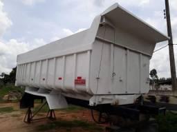 Caçamba Rossetti Truck De leque Ano 2011