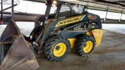 Mini carregadeira new Holland ,bob cat , carregadeira ,L218