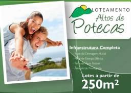 Lotes prontos para construir em São José à partir de 250 m2