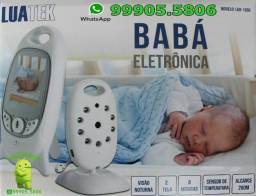Baba Eletronica Sem Fio Visao Noturna Luatek