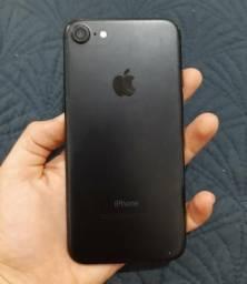 IPhone 7 Black 128GB ( LEIA A DESCRIÇÃO)