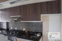 Apartamento em Hortolândia, 2 quartos , região central no Cond. Laranjeiras