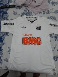 Camisa Oficial do Santos ( Maceió) *
