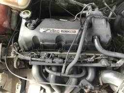 Zetec Rocam Fiesta emplacado quitado sem multas - 2000