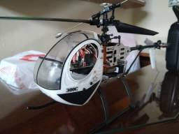 DOIS Helicópteros de controle remoto v912 e V913
