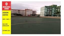UED-88 - Apartamento 2 quartos em Chácara parreiral serra