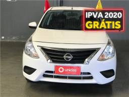 Nissan Versa 1.0 12v flex 4p manual - 2018