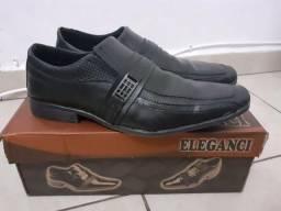 Sapato Social Masculino Novo 39