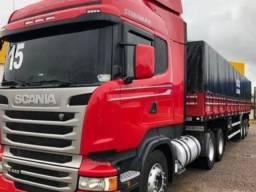 Scania R440 6x2(ent+parc)