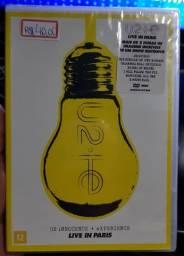 Dvd U2 INNOCENCE + eXPERIENCE live in Paris Lacrado comprar usado  Brasília