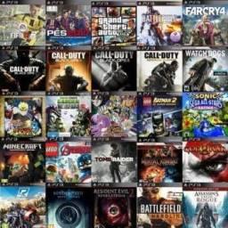 Jogos para o hd do PS3 leia a descrição