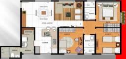 Apartamento à venda com 3 dormitórios em Centro, Divinopolis cod:15274