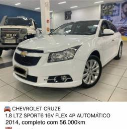 Chevrolet Cruze LTZ Sport Automático - 2014