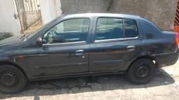 Leia a descrição Renault Clio sedan completo 2002 - 2002