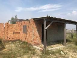Terreno com duas casas em Cidreira