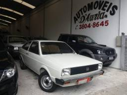 Vw - Volkswagen Gol Placa Preta - 1983