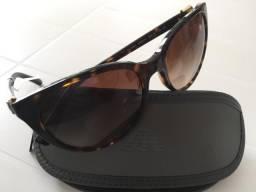 4156585242be3 Óculos de sol feminino Empório Armani Original