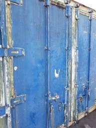 Camara fria 6 e 12 m em container