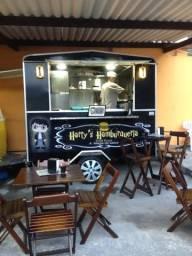 Vendo trailer com ponto em Food Park