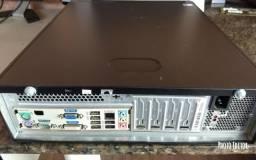 CPU DDR3 HD 320 2 GB C/ pacote Office