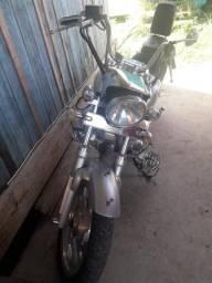 Moto sundown VBLADE - 2008