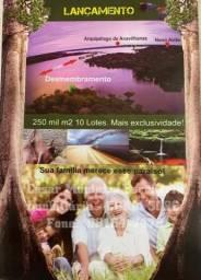 Novo Airão - AM - Chacaras a partir de 24.122 m² de frente para o rio