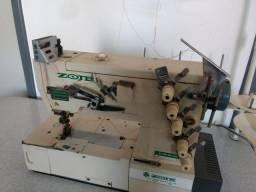 Máquina industrial de costura colarete, em perfeitas condições, parcelo no cartão