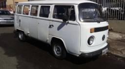 Vw - Volkswagen Kombi - 1989