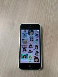 IPhone 5c vendo ou troco