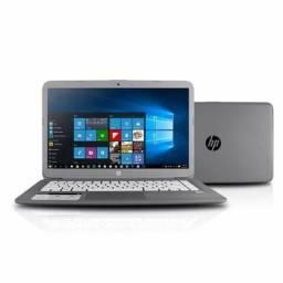 Notebook Hp Intel Celeron N3060 Ram 4gb Ssd 64gb Windows 10 Tela 14