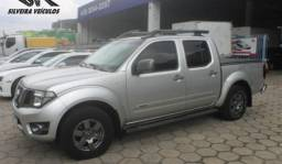 Nissan frontier 2014 2.5 sv attack 4x2 cd turbo eletronic diesel 4p manual - 2014