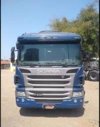 Scania P 310 B8x2 Bitruck Opticruise 2014