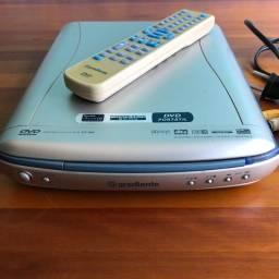 DVD Player Gradiente DT-350