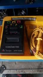 Terrometro digital Minipa 1520d