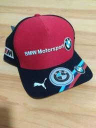 Boné BMW (Entrega Grátis)
