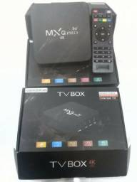 Tv Box regristrado