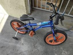 Bicicleta aro 16 revisada