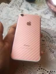 Troco iPhone 7 de 128 gb