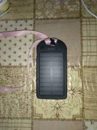 Vendo um carregador solar