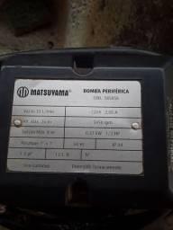 Vendo bomba 1/2hp 220 volts