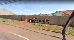 Terreno à venda em Centro, Cascavel cod:TE0055_BRASV